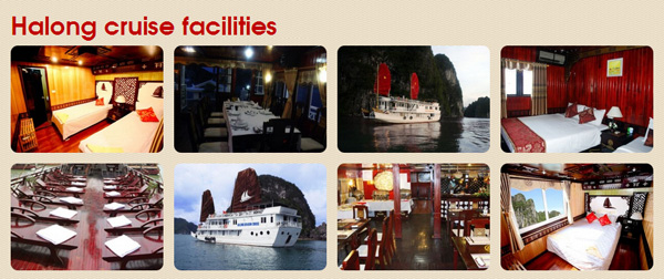 Halong cruise photos