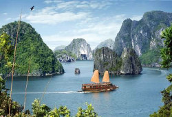 Halong bay Overnight on Boat 2 Days 1 Night