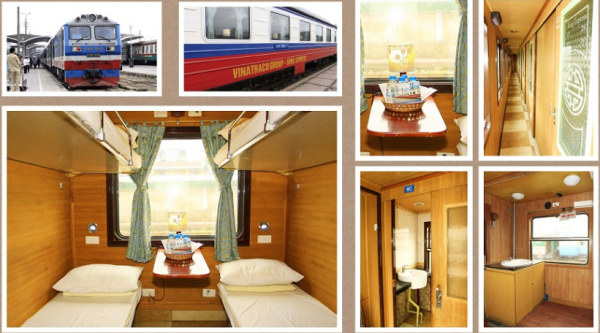 Sapa tourist train King Express