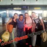 July 2014 – Travel Vietnam with 3 Europe super models