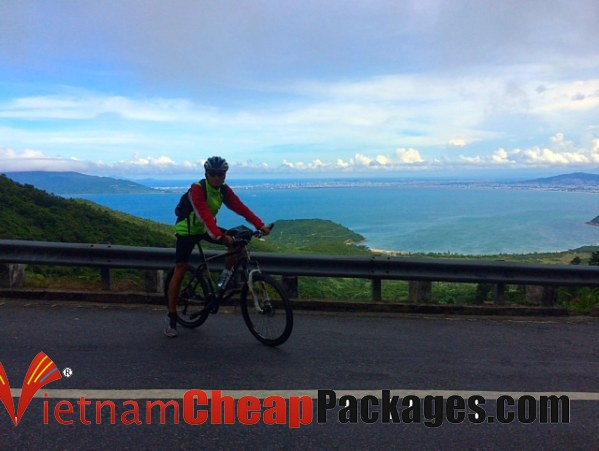 Anto Cycling in best beaches of Vietnam
