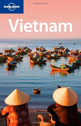 Lonely Planet Vietnam, Mui Ne beach cover page